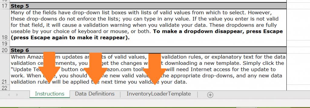 Amazon輸出 CSV