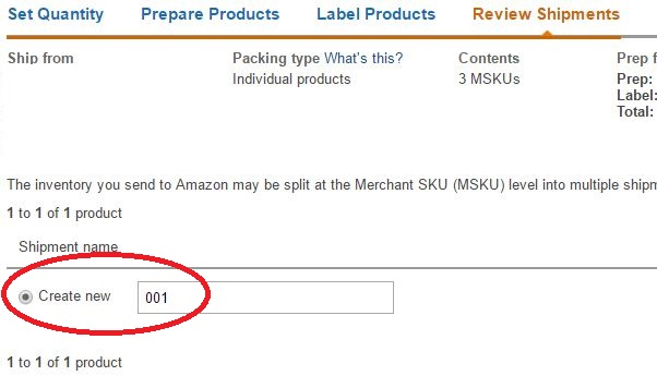 Amazon輸出 FBAの出品について(②納品方法