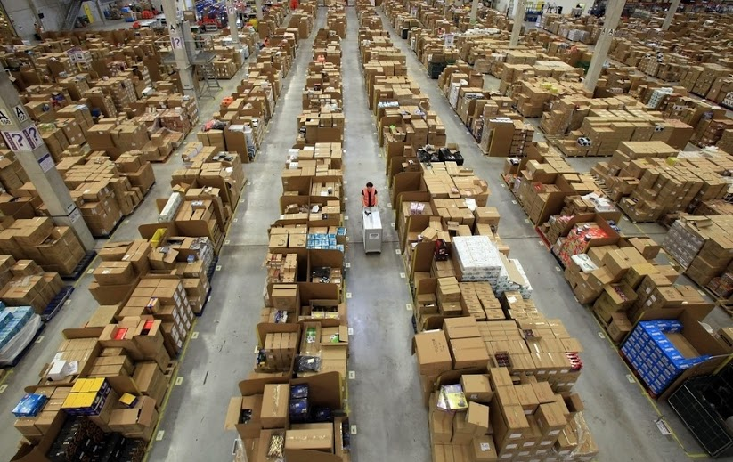 Amazon輸出 Inbound