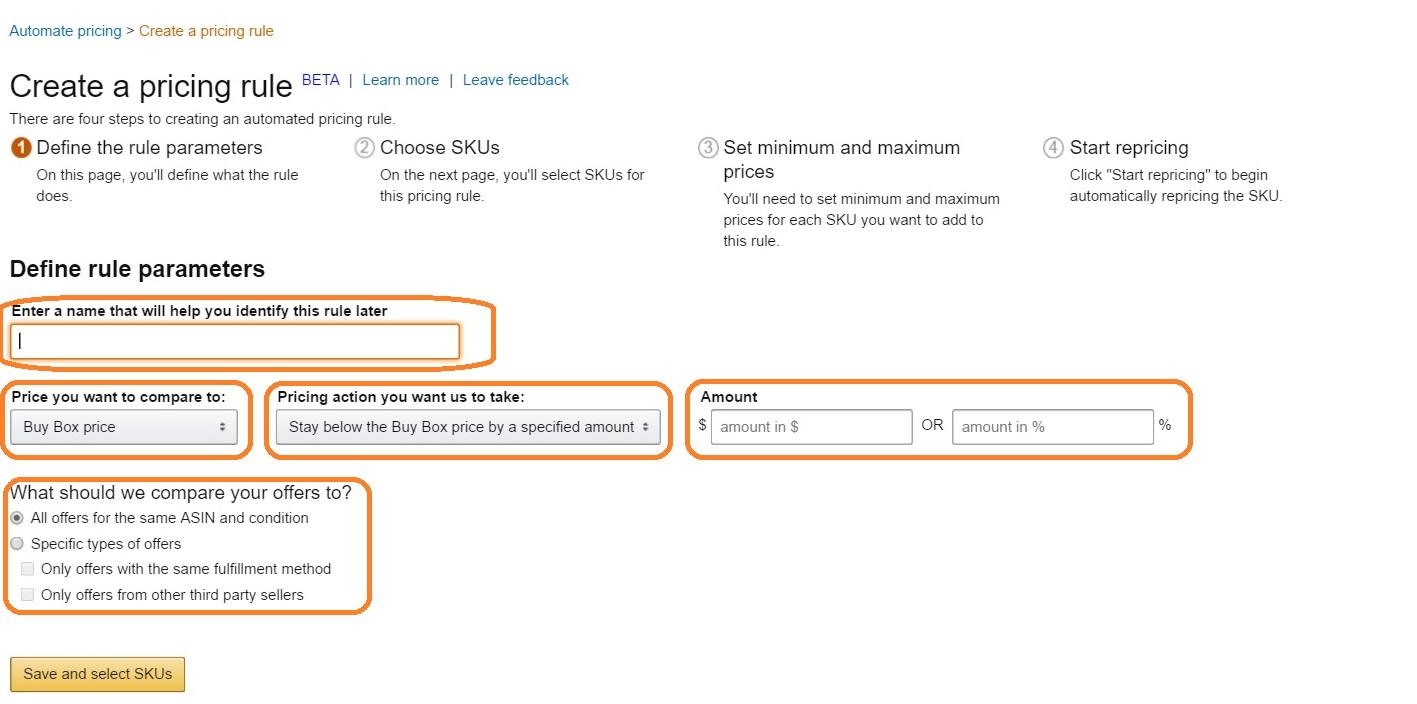 Amazon輸出Antomate Pricingの使い方