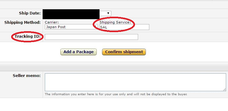Amazon輸出 売れてから焦らない自己発送の手順