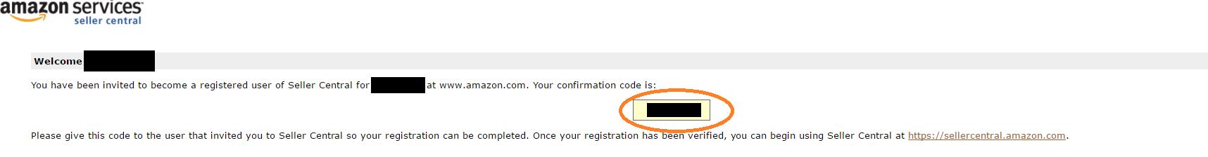 Amazon輸出アクセス権限付与方法