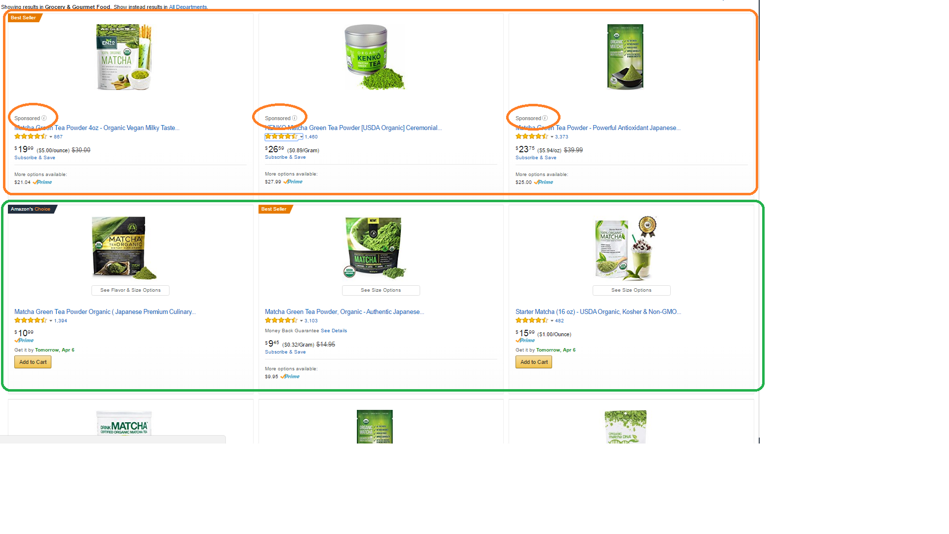Amazon輸出 セラー広告
