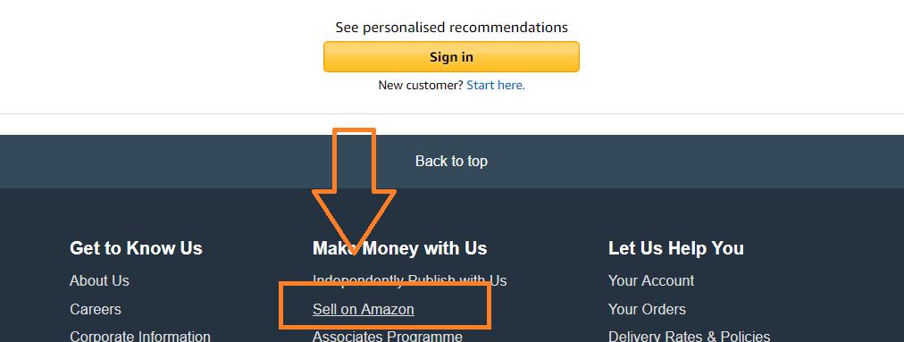 Amazon輸出 オーストラリア 出店方法