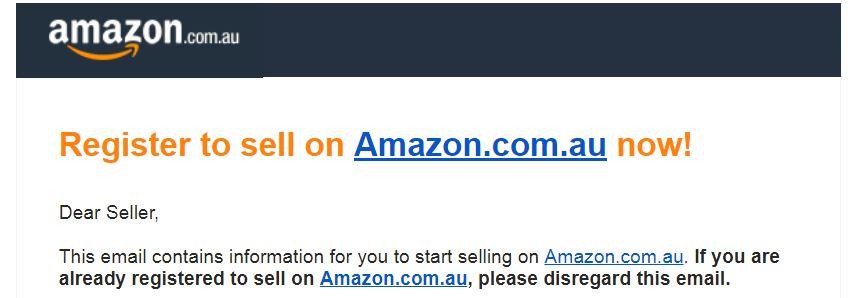 Amazon オーストラリア