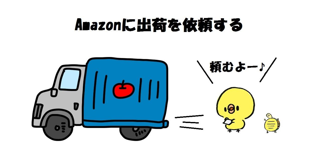 Amazon輸出 FBA やり方