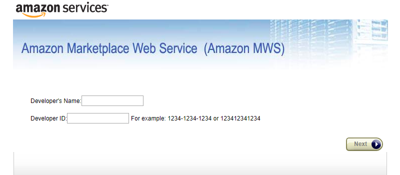 Amazon輸出 MWS
