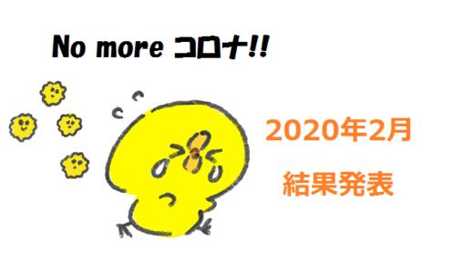 個人輸出 2020年2月月間報告